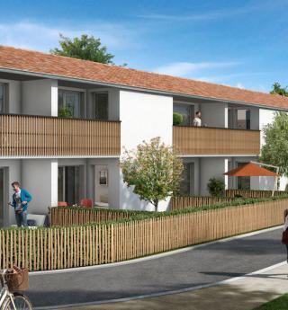 Chalets Accession - appartement Côté Sud à Saint-Alban