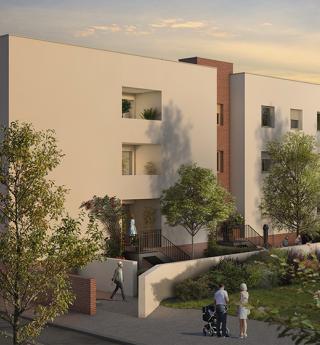 Résidence Harmonie - appartements neufs à Toulouse