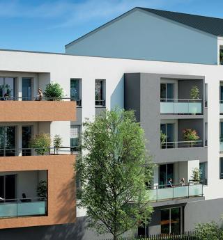 appartement location accession Symbioz 2 à 4 pièces - chalets accession