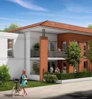 Chalets Accession - résidence Le Clos des Arts à Fonbeauzard