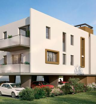 Résidence neuve - appartements avenue de Muret location-accession Toulouse