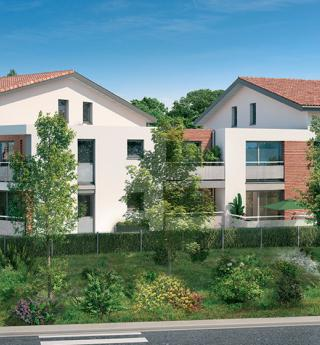 Programme neuf Villas Valéria Auzeville-Tolosane PLSA location accession