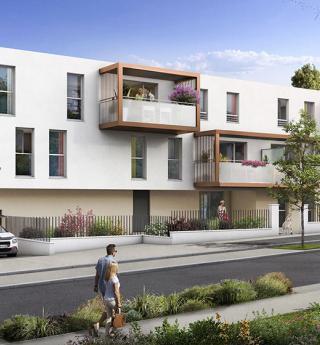 Appartement location accession Bellevue 3 à 4 pièces - chalets accession