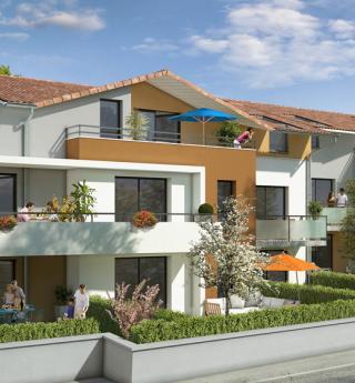 appartement location accession saint jean intimité 2 à 4 pièces - chalet accession
