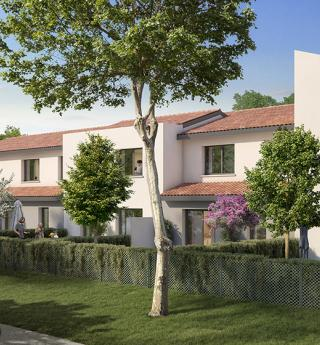 villa location accession Edelweiss T3 T4 - chalets accession - Ramonville