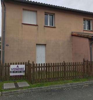 Maison vente T4 quartier Lalande Toulouse