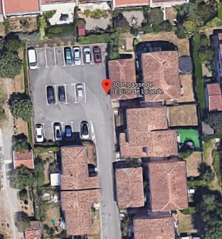 Maison vente T3 quartier Lalande Toulouse