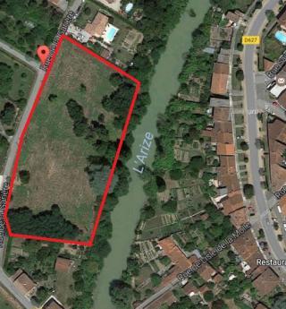Terrains à vendre viabilisé et constructible libre de constructeur Montesquieu Volvestre