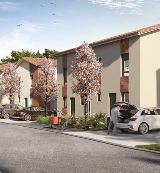programme immobilier neuf villas Gratentour Le clos Garat