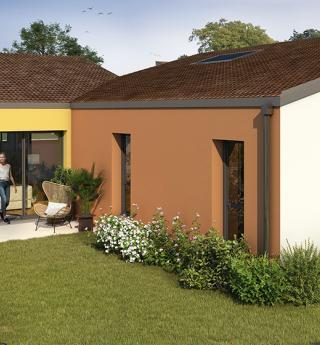 Villa T5 neuve quartier Grand Selve Toulouse