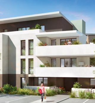 Terrasses de Mathilde appartement location accession Tournefeuille