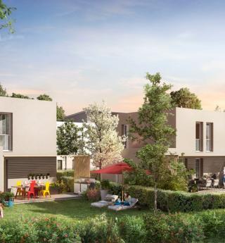 villas exterieur les terrasses de mathilde tournefeuille