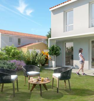 Villas Les Lys maisons jardin