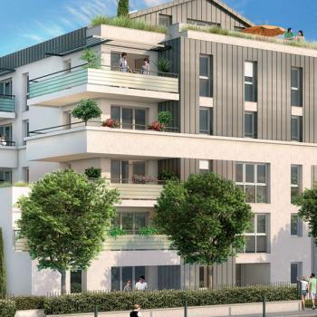 location accession La Roseraie Toulouse