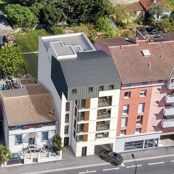 residence Terrasse de Brune quartier Patte-d'oie toulouse bail reel solidaire