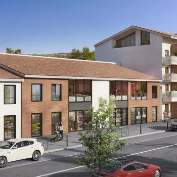 Programme neuf Escola Castanet-Tolosan PLSA location accession