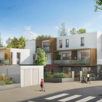 Programme appartement neuf Terrasse Maragon Toulouse